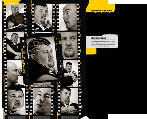 RiDE magazine article